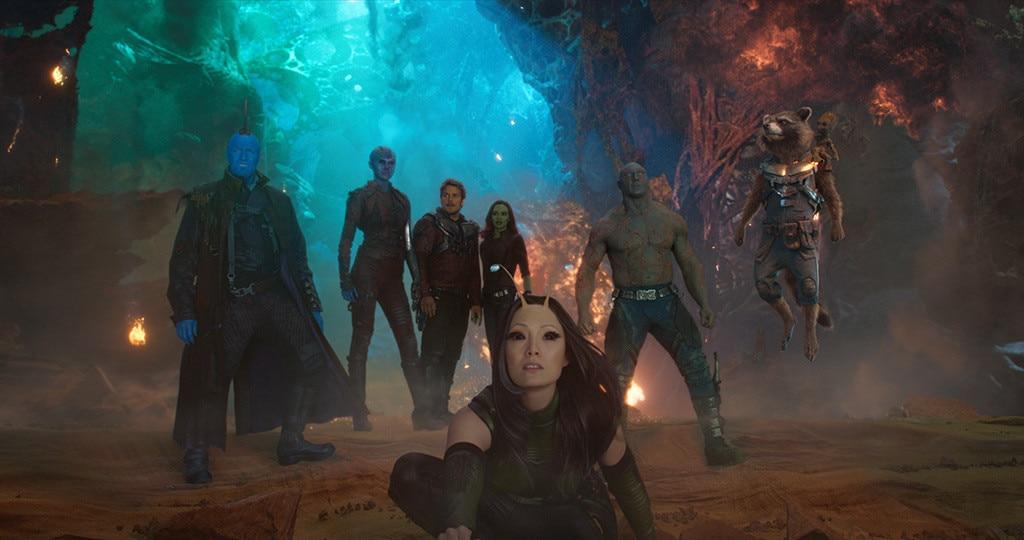รีวิว Guardians of the Galaxy Vol. 2: รวมพันธุ์นักสู้พิทักษ์ ...