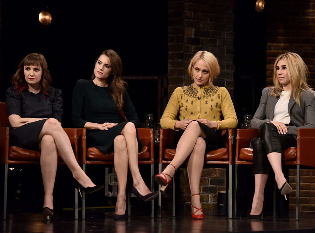 Girls, Inside the Actors Studio