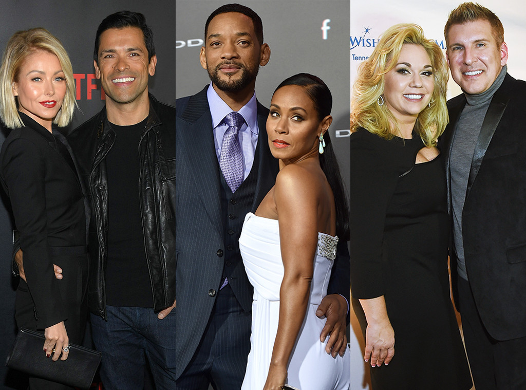Hollywood's Everlasting Couples