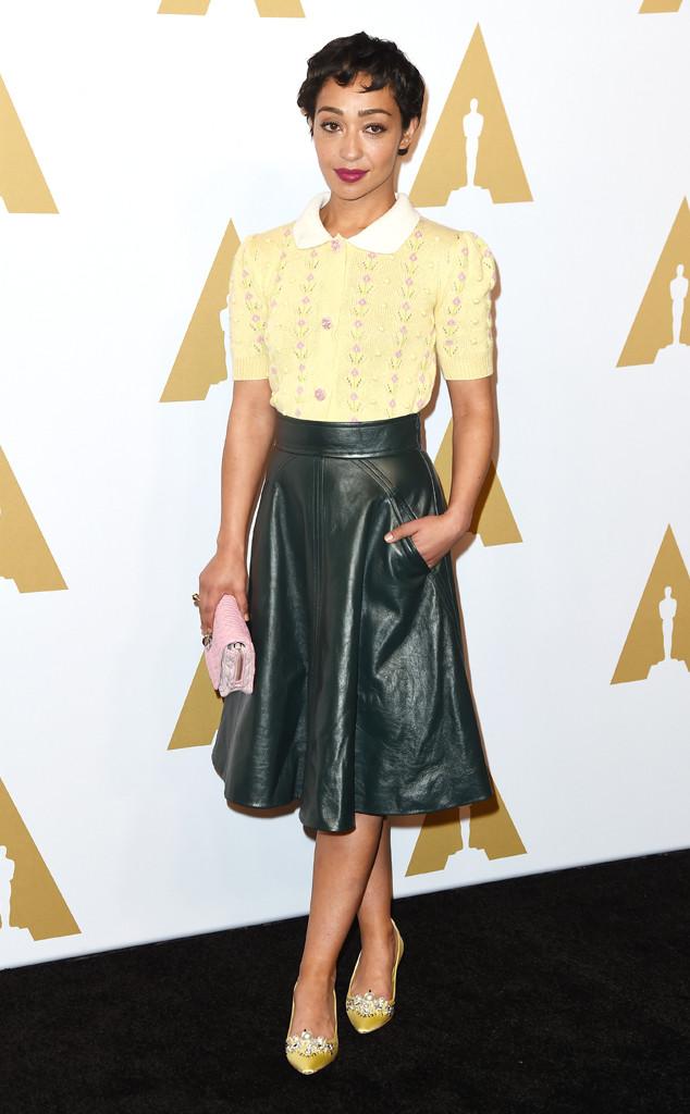 Ruth Negga, Oscars Luncheon