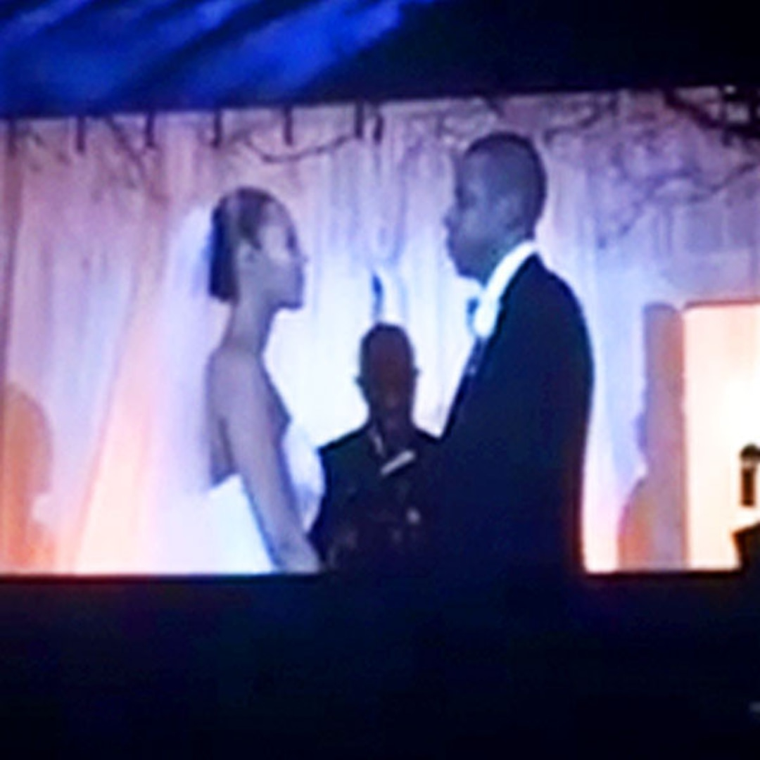 Remember When Beyonce and Jay-Z Threw the Most Exclusive Wedding of All Time?