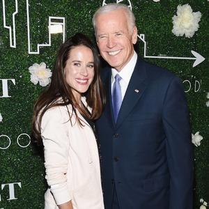 ESC: Ashley Biden, Joe Biden