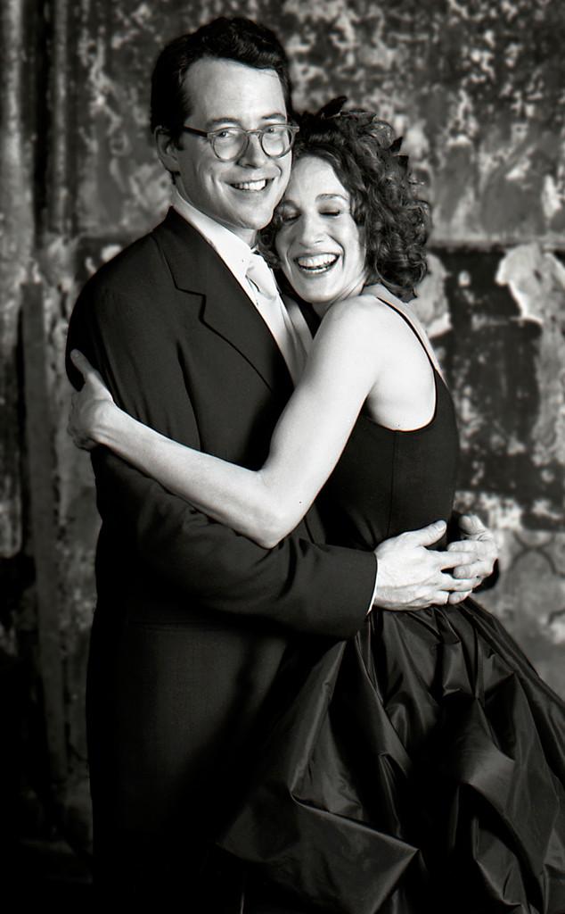 Sarah Jessica Parker, Matthew Broderick, Wedding