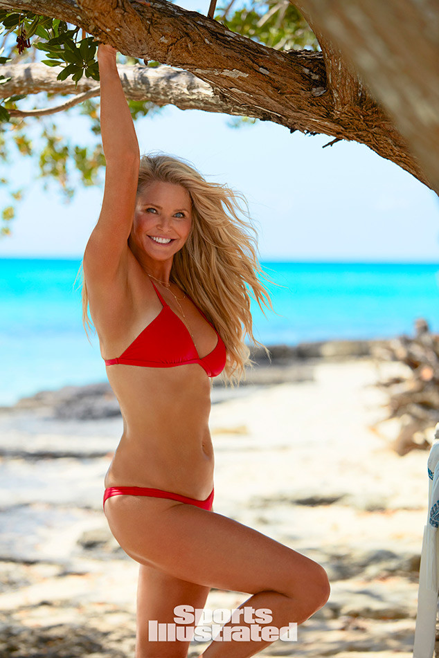 Christie Brinkley, Sports Illustrated
