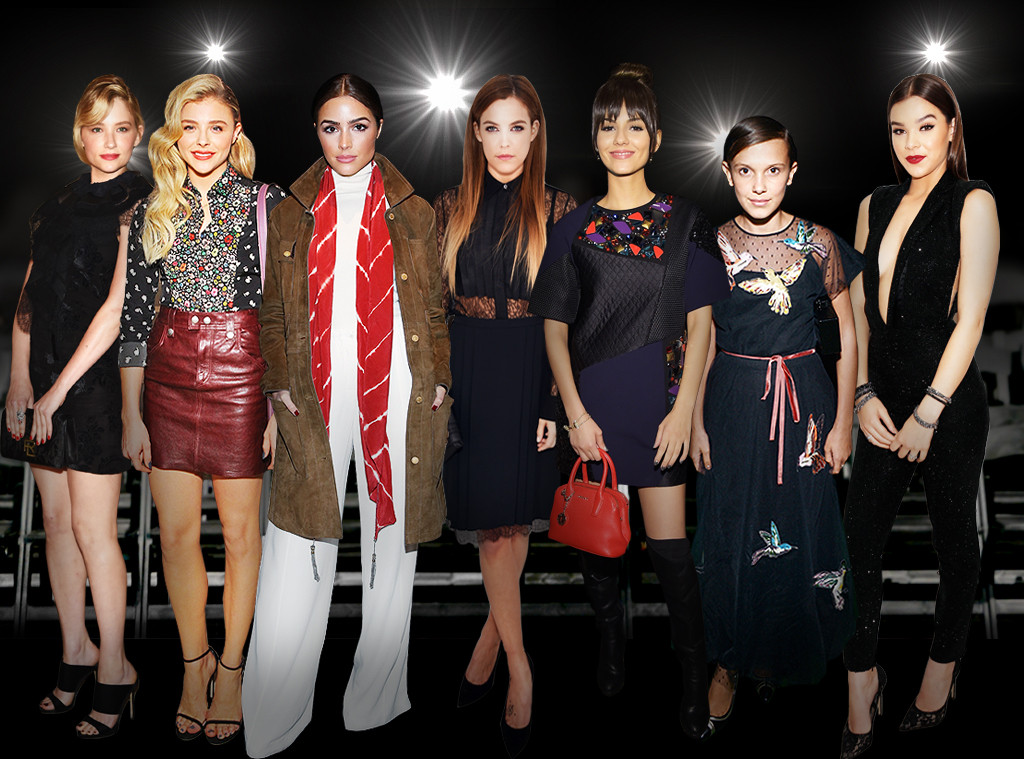 Whos Who of NYFW Front Row, The New New