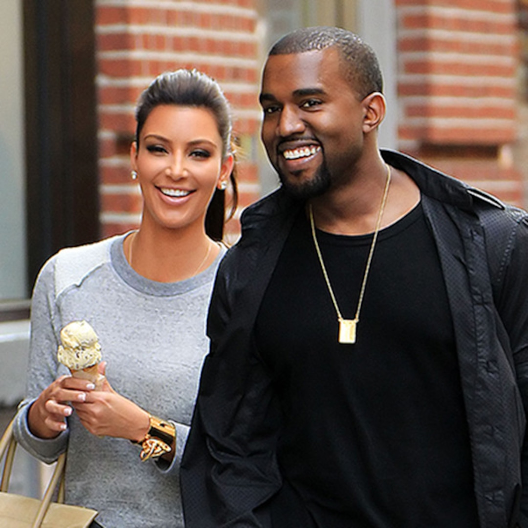 The Only Thing Kim & Kanye Love More Than Each Other Is... - E! Online
