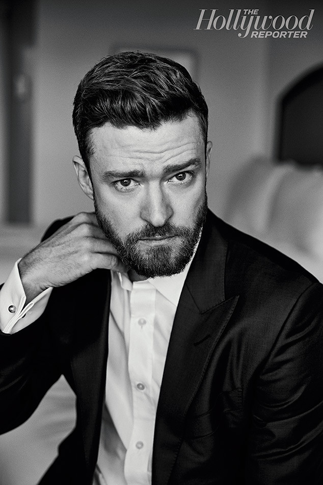 Justin Timberlake, The Hollywood Reporter