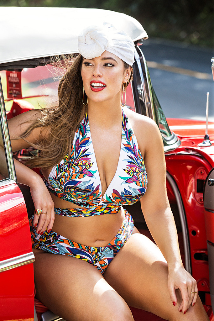 Ashley Graham, Swimsuits