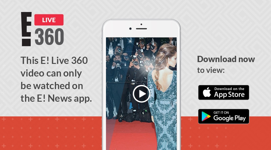 E! Live 360 Grammy Awards Desktop