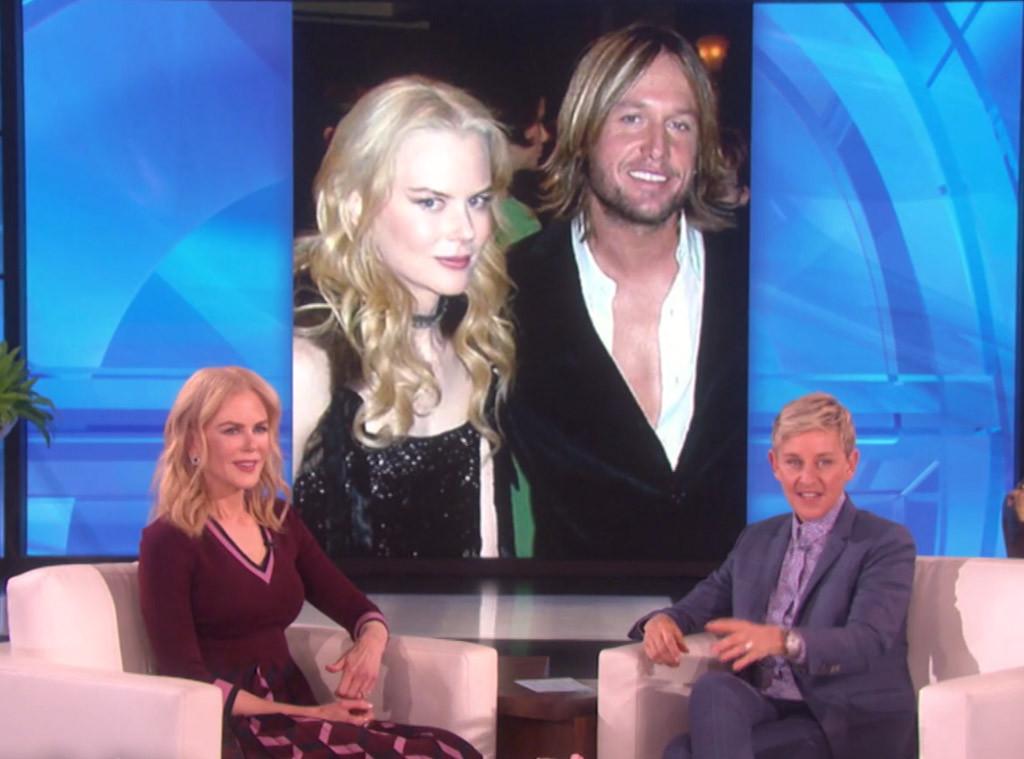 Nicole Kidman, The Ellen DeGeneres Show
