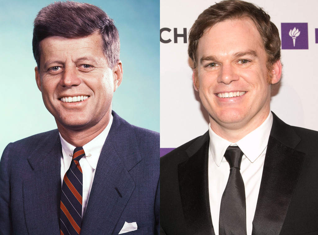 John F. Kennedy, Michael C. Hall, The Crown