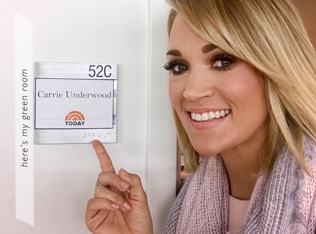 ESC: Carrie Underwood, Calia