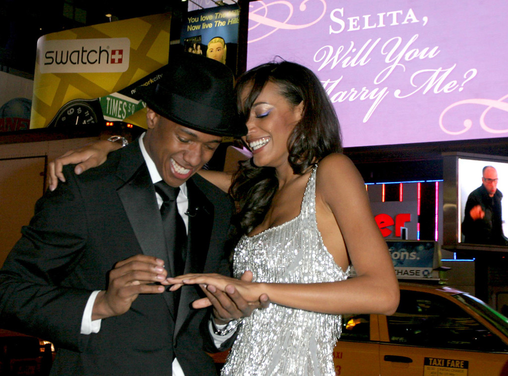 Nick Cannon, Selita Ebanks