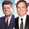 John F. Kennedy, Michael C. Hall, The Crown