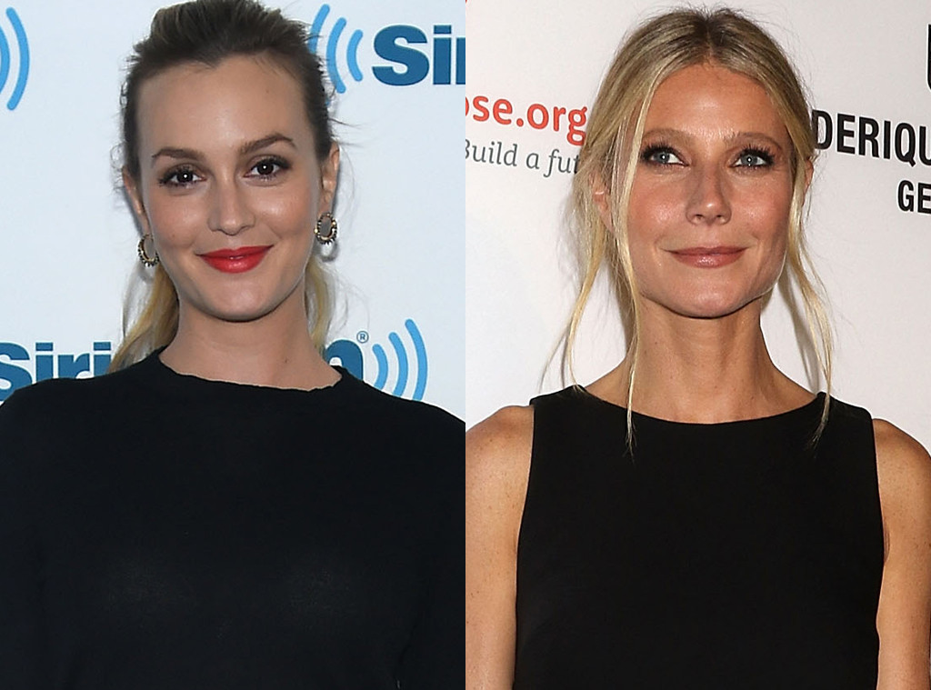 Leighton Meester Rejects Gwyneth Paltrow's Vagina Steams