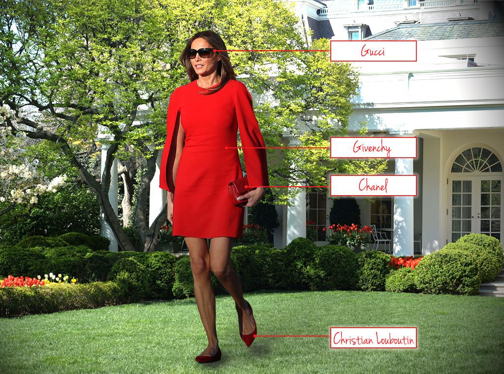 Melania Trump, First Lady Looks