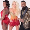 Simone Biles, Erika Jayne, Mr. T, Dancing With the Stars, DWTS