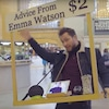 Emma Watson, Derek Blasberg, Vanity Fair