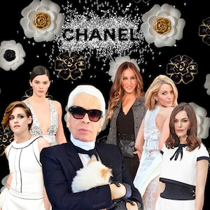 Karl Lagerfeld News, Pictures, and Videos