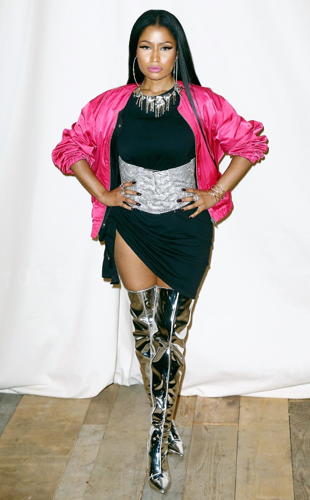 Nicki Minaj From The Big Picture Today 39 S Hot Photos E News