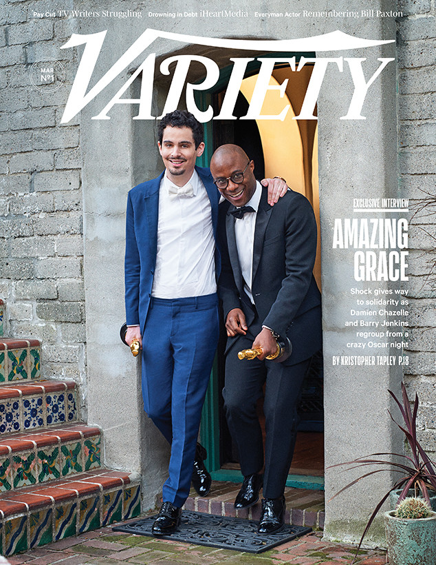 Damien Chazelle, Barry Jenkins, Variety