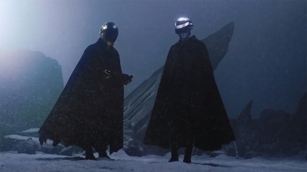 The Weeknd, Daft Punk, I Feel It Coming