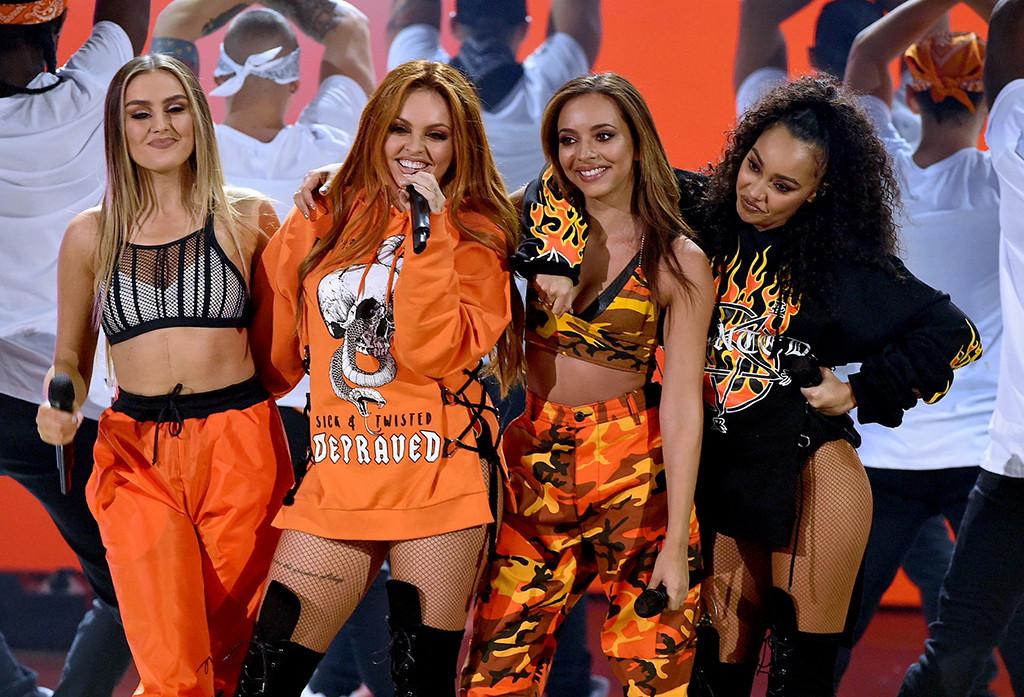 Little Mix, 2017 Kids Choice Awards, Show