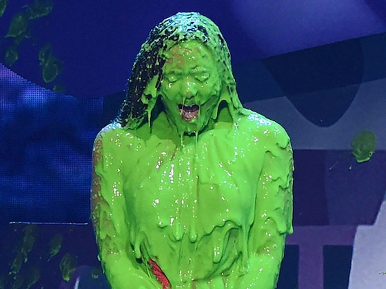 Check Out the Best Slimes in Nickelodeon Kids' Choice Awards History