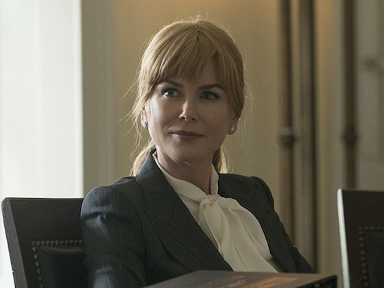 Nicole Kidman Thought She Was &quot;Terrible&quot; in Key <i>Big Little Lies</i> Scene
