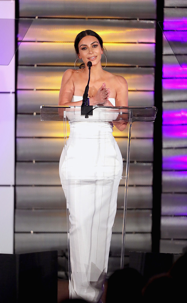 Kim Kardashian, Family Equality Council's Impact Awards