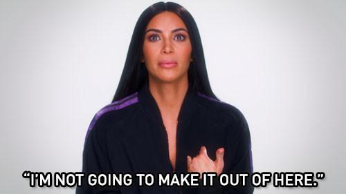 KUWTK 1302, Kim Kardashian