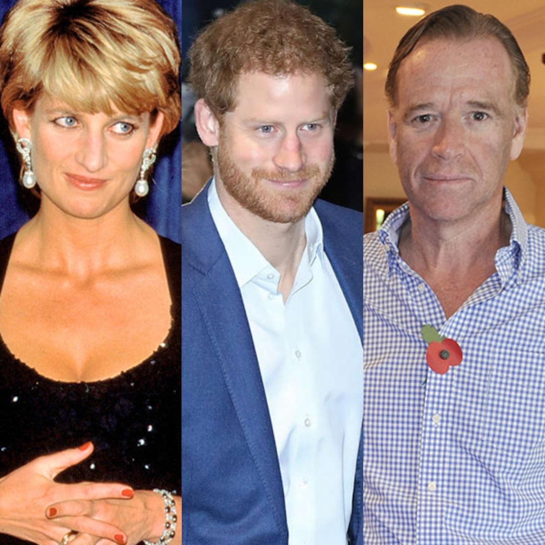 princess diana s lover james hewitt denies fathering prince harry e online princess diana s lover james hewitt