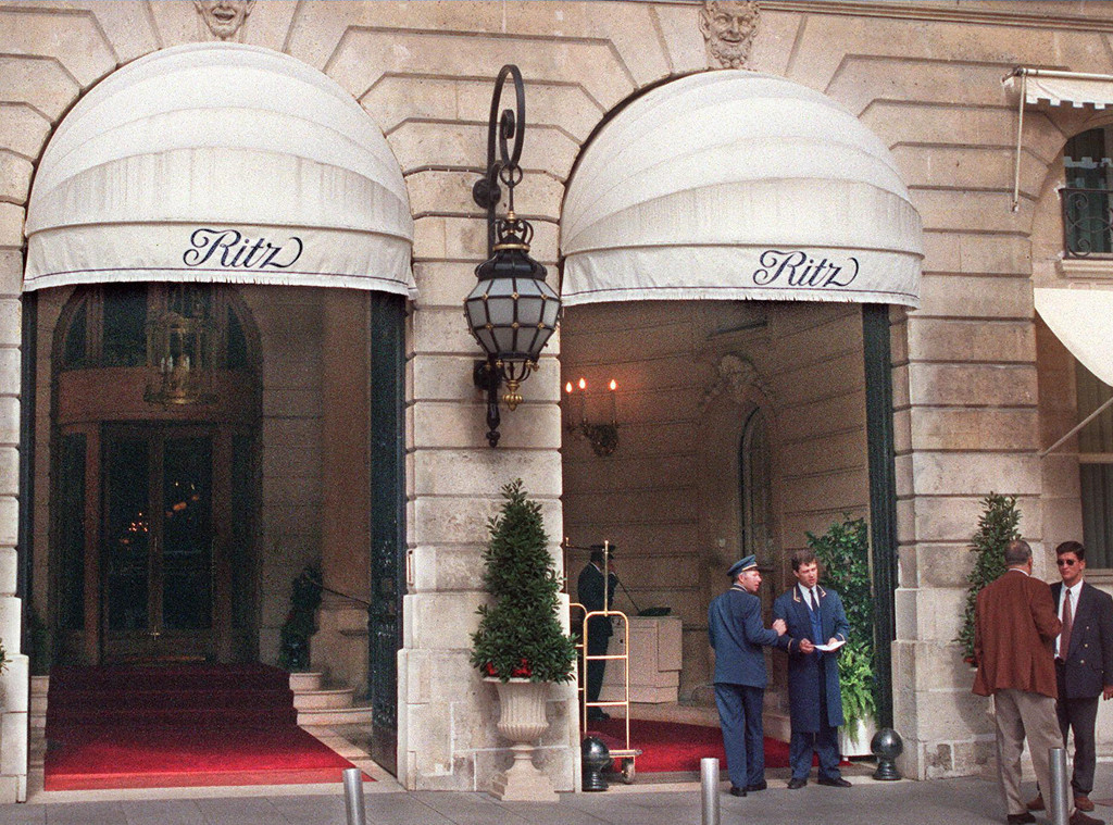 Hotel Ritz, Paris, 1997