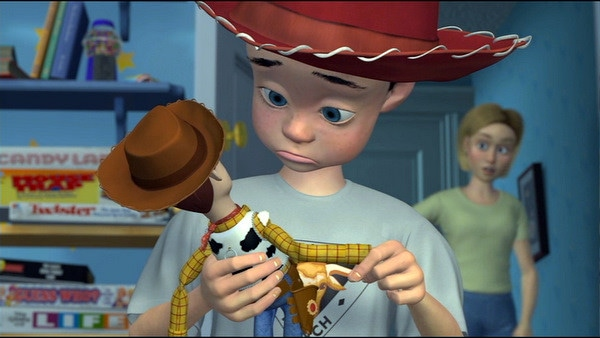 Toy Story, Andy