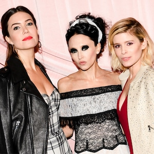 ESC: Mandy Moore, Kate Mara, Stacey Bendet