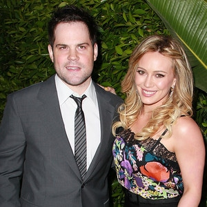 Mike Comrie, Hilary Duff