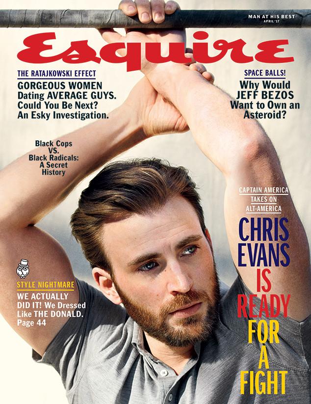 Chris Evans, Esquire