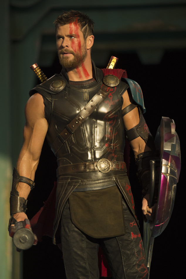 Thor: Ragnarok, Chris Hemsworth