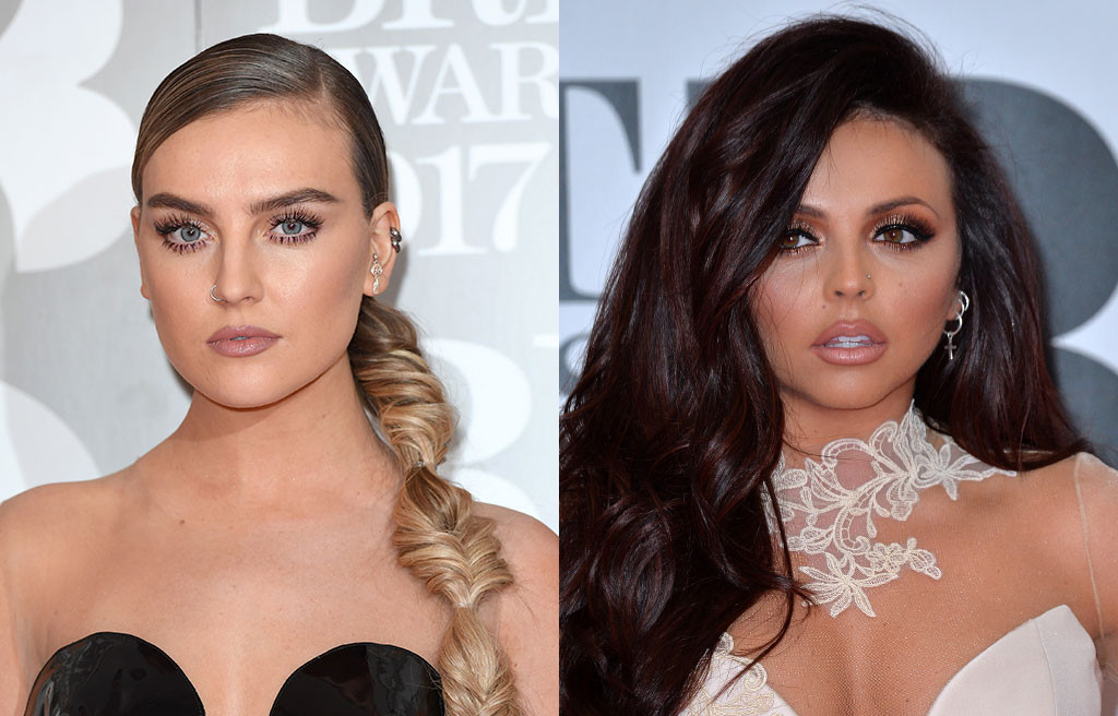 Perrie Edwards, Jesy Nelson