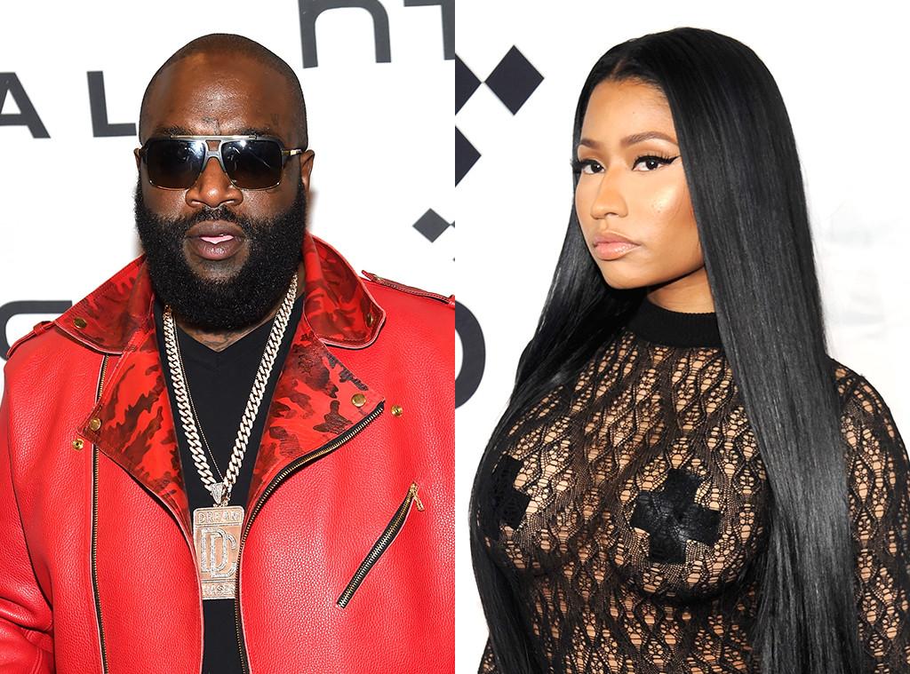 Rick Ross Shades Nicki Minaj in New Diss Track ''Apple of My Eye''