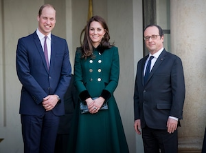 Prince William, Kate Middleton, Body Language