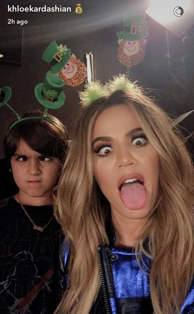Khloe Kardashian, Mason Disick