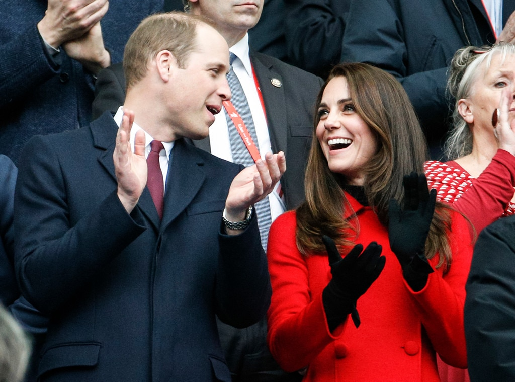 0dc396482d73c Lady in Red from Kate Middleton and Prince William Visit Paris | E! News