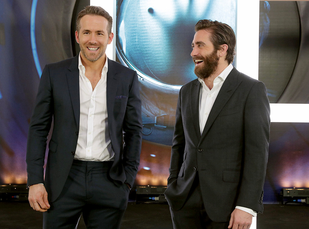 Ryan Reynolds, Jake Gyllenhaal