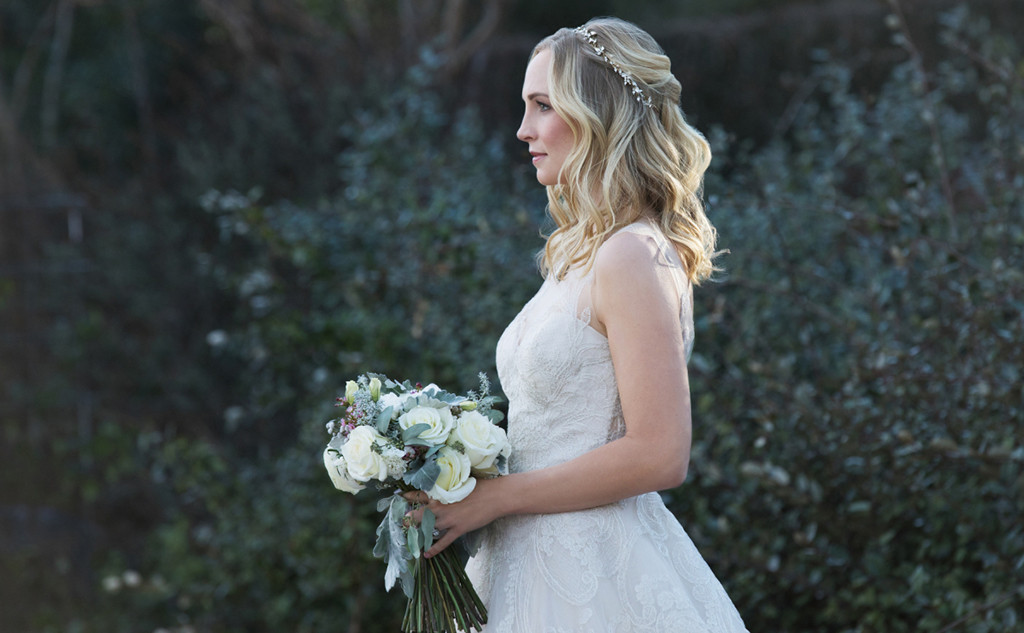 The Steroline Wedding Finally Happened On The Vampire Diaries E Online