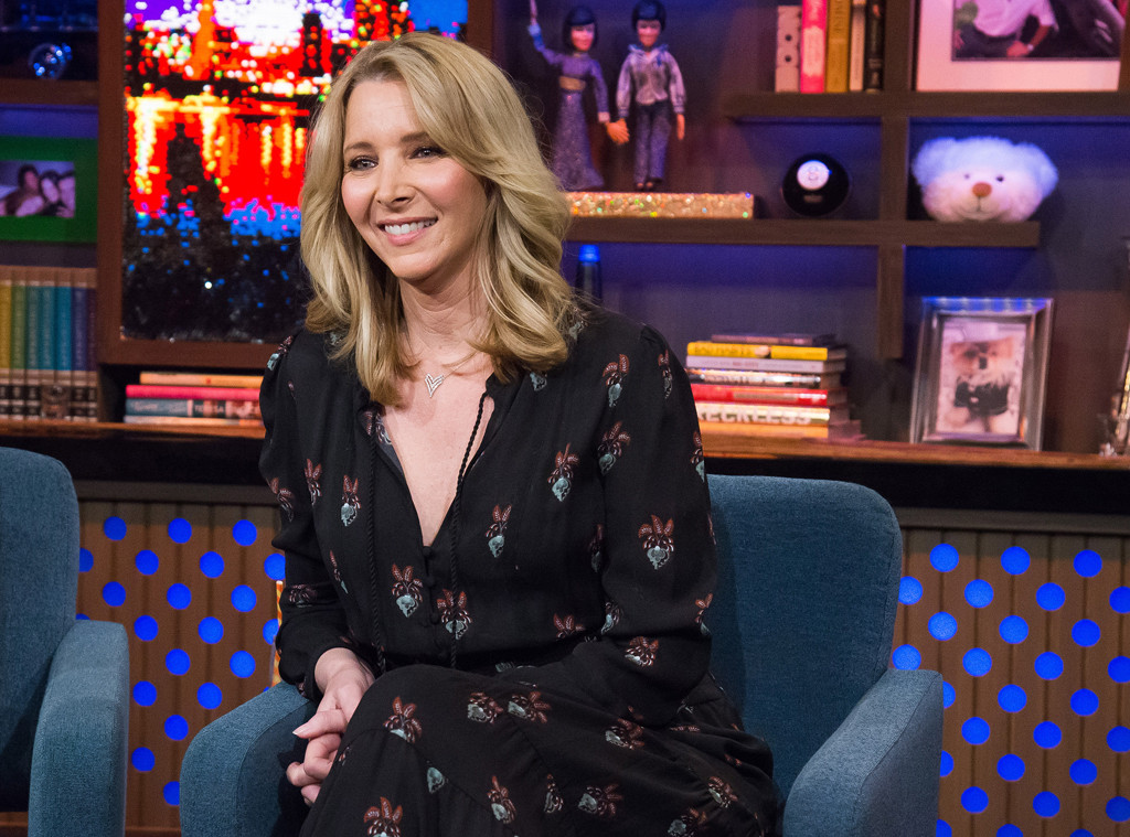 Lisa Kudrow, Watch What Happens Live