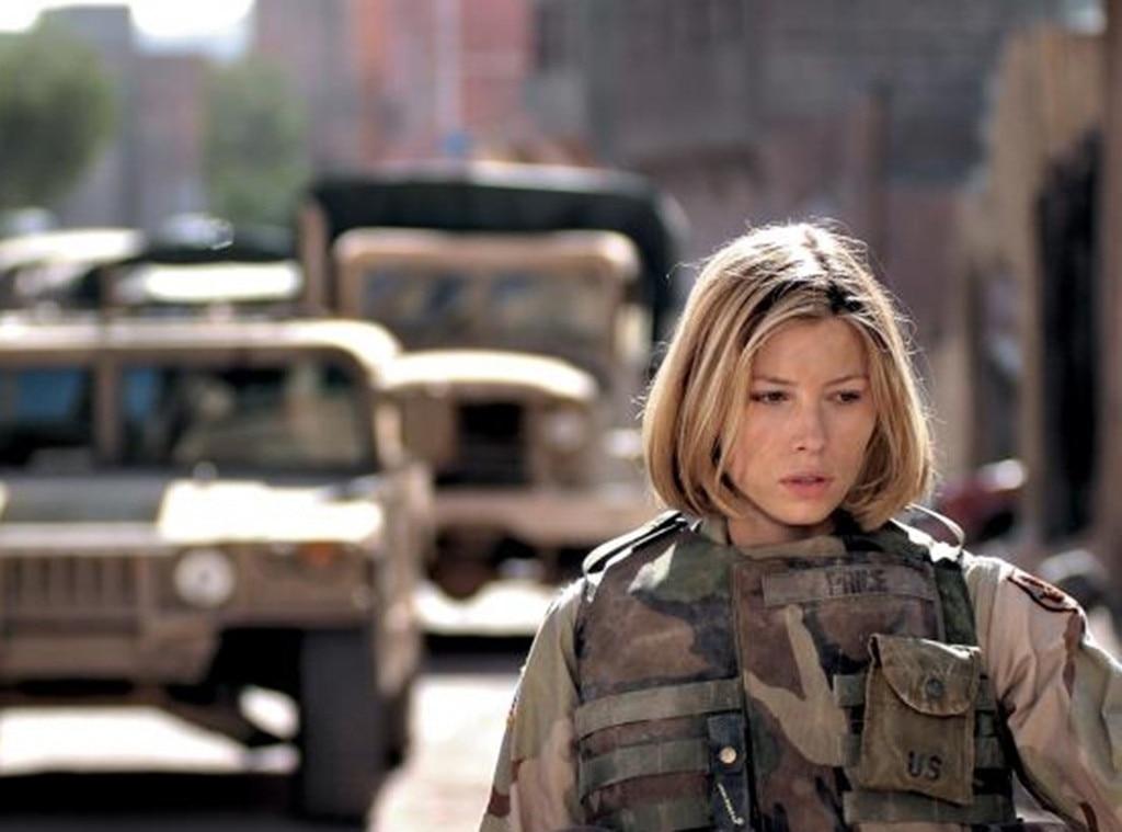 Jessica Biel, Home of the Brave