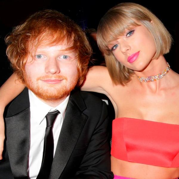 Taylor and ed sheeran dating