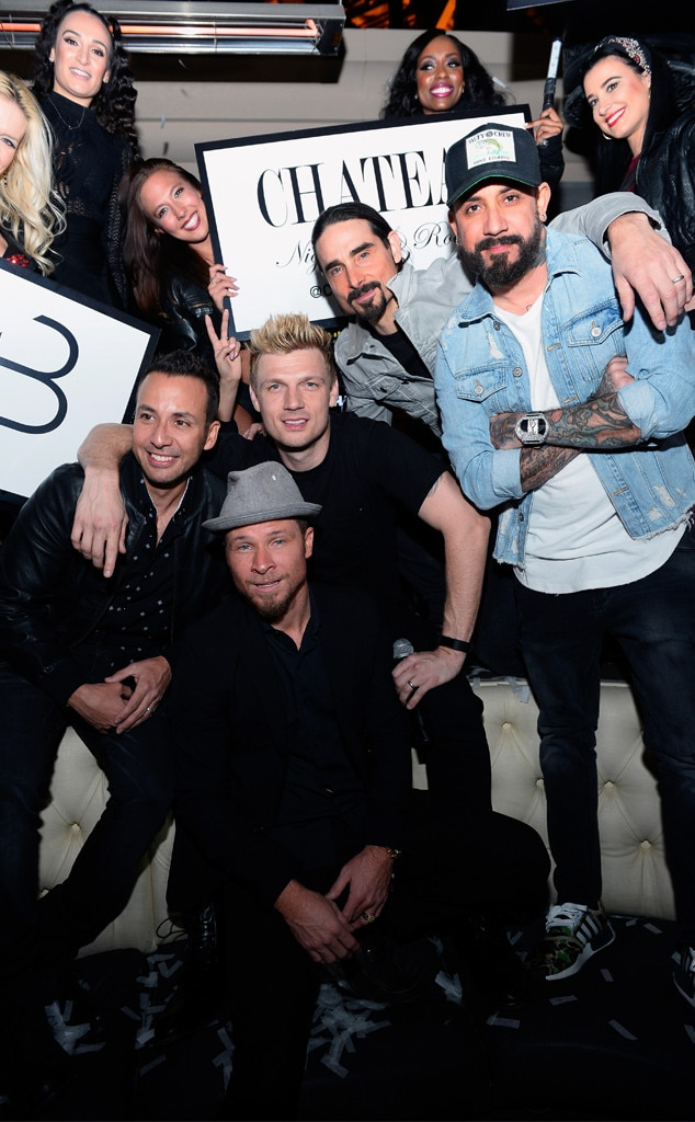Backstreet Boys -  In addition to their successful Las Vegas residency, the boys of BSB will hit the road for their biggest arena tour in 18 years. The DNA World  Tour  hits the states in July.