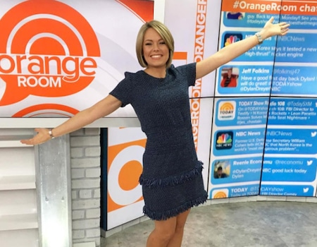 Dylan Dreyer Returns To Today After Maternity Leave Ends